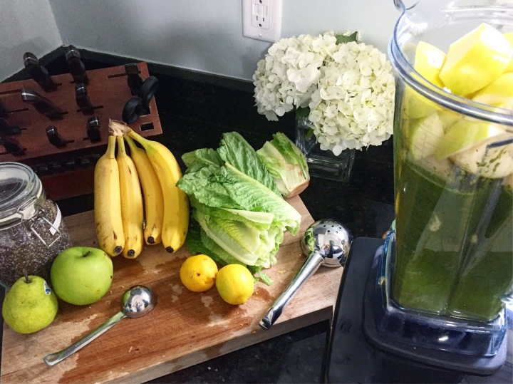 Morning Glory Smoothie